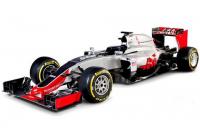 Представлен первый за 30 лет американский болид Формулы 1