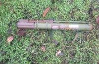 Полиция Днепра задержала мужчину с гранатометом
