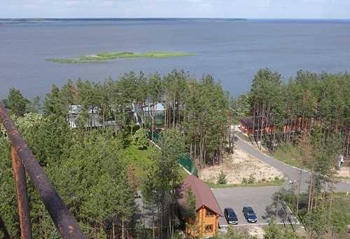 Строительство для Януковича начиналось еще в 2008 году