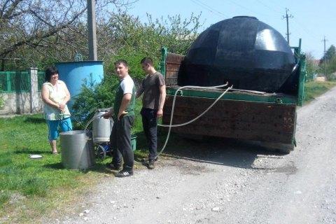 Жителям Авдеевки питьевой воды хватит на 4 дня, - ГосЧС