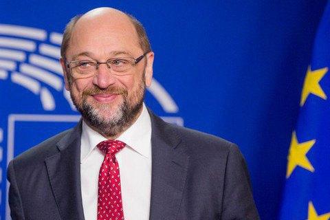 Шульца висунули кандидатом на посаду канцлера Німеччини