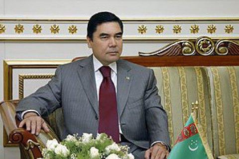 Президент Туркменістану призначив сина заступником голови Ахалського велаята