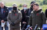 Зеленский: дорога в Станицу Луганскую - одна из приоритетных