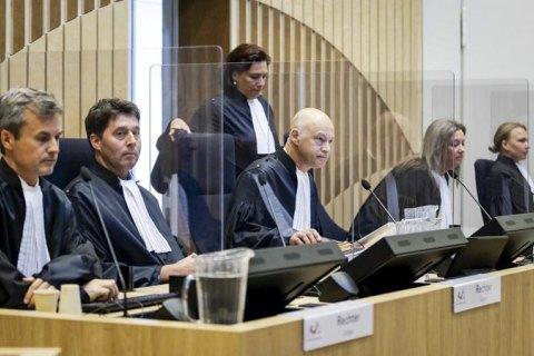 Суд в Нидерландах начал основные слушания по делу MH17