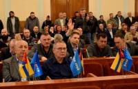"""Горсовет Кропивницкого выступили против """"формулы Штайнмайера"""""""