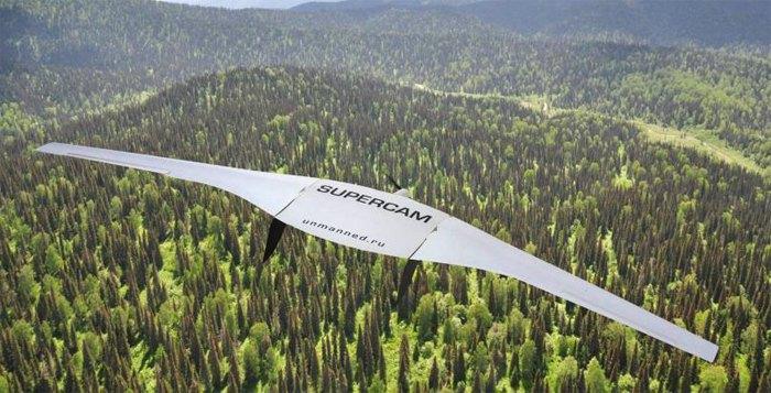 Безпілотний комплекс Supercam S350-F