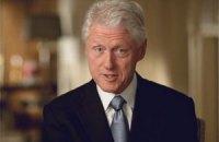 Білл Клінтон знявся в передвиборному ролику Обами