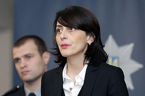 Деканоидзе подтвердила свою отставку
