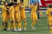Молодежная сборная Украины разгромила шведов