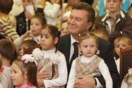 Янукович вспомнил свое голодное и холодное детство