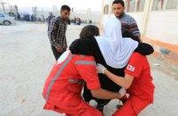 У Сирії почалася евакуація цивільного населення з міста Хомс