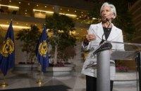 МВФ готовий підтримати Грецію