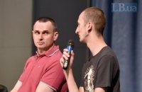 Сенцову, Кольченко и еще трем освобожденным политзаключенным купили квартиры в Киеве