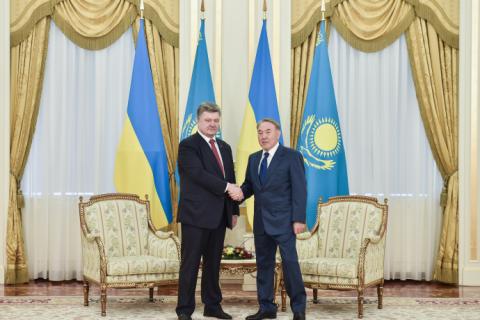 Украина поможет индустриализировать Казахстан