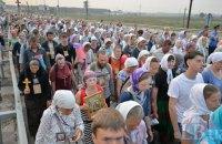 Во время крестного хода в Киеве задержаны шестеро человек, - Аваков