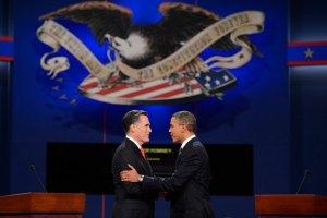 Ромни отстает от Обамы до двух процентов