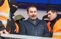 Волинський губернатор Башкаленко подав у відставку