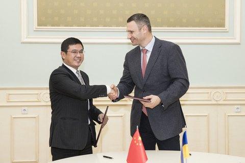 Китайці зібралися добудувати Велику окружну дорогу навколо Києва