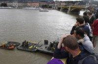 Водолази виявили тіла ще 4 туристів, які загинули під час катастрофи катера в Будапешті