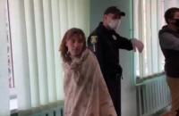 Харків'янку, яка вбила дочку і ходила по місту з її головою, заарештували без права застави