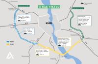Летом начнется строительство Киевской объездной дороги