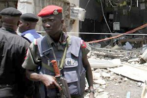 На севере Нигерии взорвали церковь
