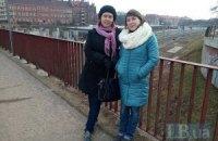 Наші в Гданську