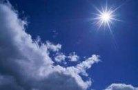 В четверг температура на Западе Украины достинет +20 градусов