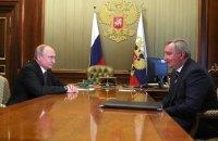 Путин нашел уволенным из правительства Рогозину и Шувалову новые работы
