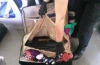 Полиция не нашла состава преступления в действиях украинки, которая везла сына в Польшу в чемодане