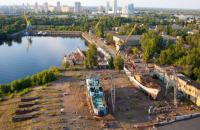 На Рибальському півострові в Києві з'явиться мікрорайон на 15 тисяч жителів