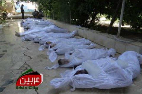 Сирийская армия применила химоружие против оппозиции, - Anadolu