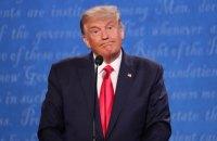 Трамп закликав Байдена добудувати стіну на кордоні з Мексикою
