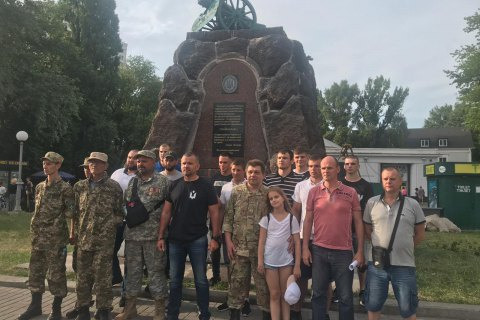 Володимир Тесля закликав українців об'єднуватися перед внутрішньою загрозою українській державності
