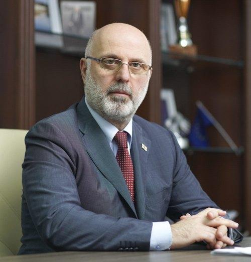 Президент Ассоциации налогоплательщиков Украины, член Набсовета Украинской рады бизнеса Григол Катамадзе