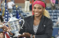 Серена Уильямс, выиграв US Open, сравнялась с Навратиловой