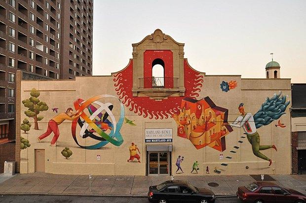 Балтимор,2012