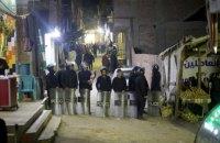 Єгипетський поліцейський загинув при спробі знешкодити бомбу біля церкви в Каїрі