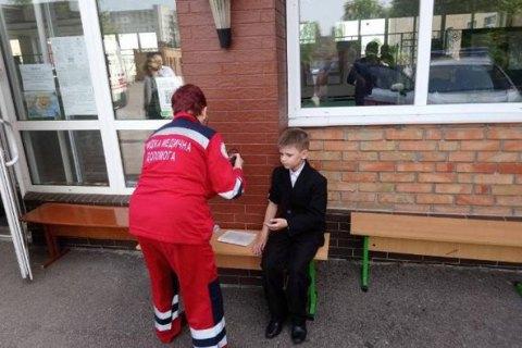 9 школьников госпитализированы из-за распыления газа в Тараще