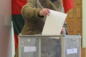 В Приднестровье стартовал второй тур президентских выборов