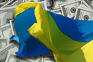 Внешний долг Украины увеличился на 11,2%