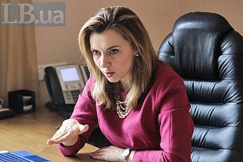 Торговий представник України Микольська задекларувала 853 тис. гривень доходів