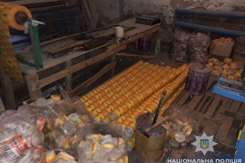 Поліція закрила міні-завод з виробництва підробленого туалетного паперу у Львівській області
