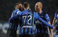 У матчі італійської Серії А команда забила 4 голи за перші 15 хвилин