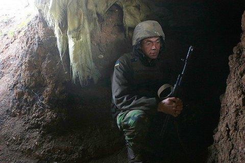 Бойовики 11 разів обстріляли позиції ЗСУ на Донбасі в суботу