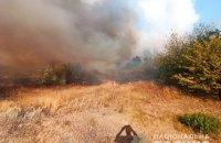 Нацполіція почала розслідування пожеж в Харківській області