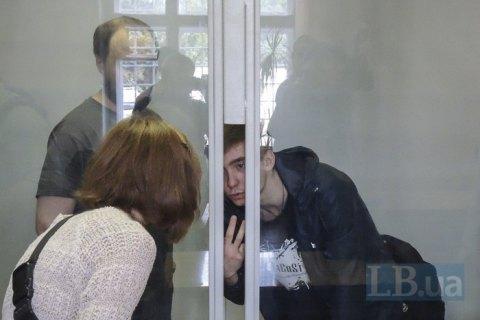 Два фігуранта справи про вбивство міліціонерів у Києві вийшли на волю після майже чотирьох років у СІЗО