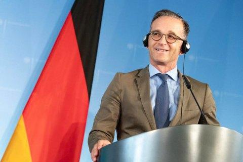 Міністр закордонних справ Німеччини відвідає Україну