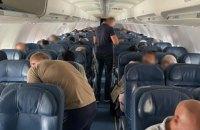 З Кабула вилетів евакуаційний літак з українцями