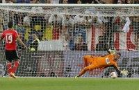 """Жезуш: воротар """"Севільї"""" порушував правила під час серії пенальті"""